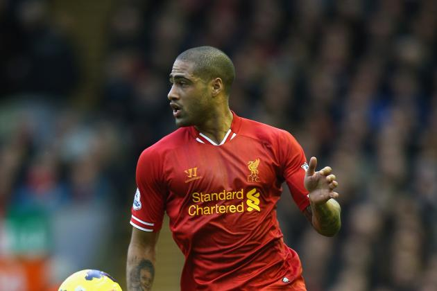 Glen Johnson and 6 Liverpool Players Who Should Be Sold This Summer