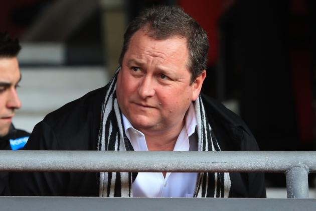 Mike Ashley and the 21 Owners in World Football Most Disliked by Their Own Fans