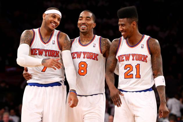 Early Predictions for the New York Knicks' Starting Lineup