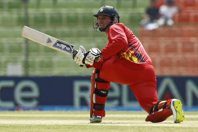 Zimbabwe vs. Afghanistan 2014: Winners and Losers from 4-Match ODI Series