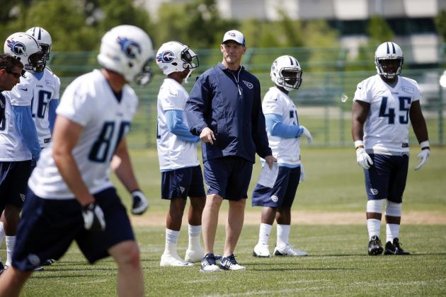 Tennessee Titans Training Camp Preview: Grading Every Position Unit