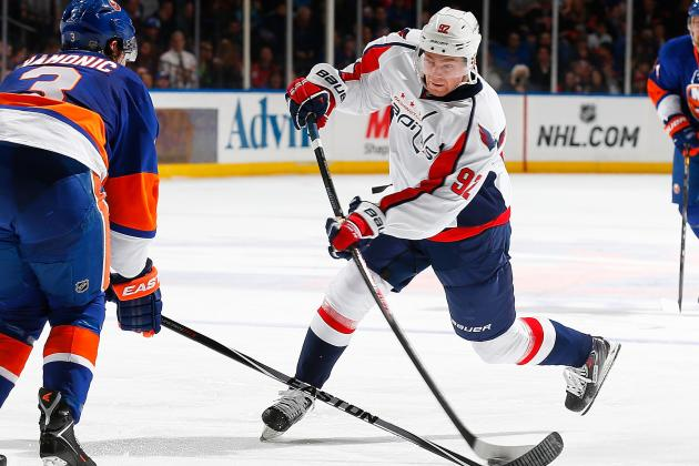 Ranking the Washington Capitals' Top 10 Prospects