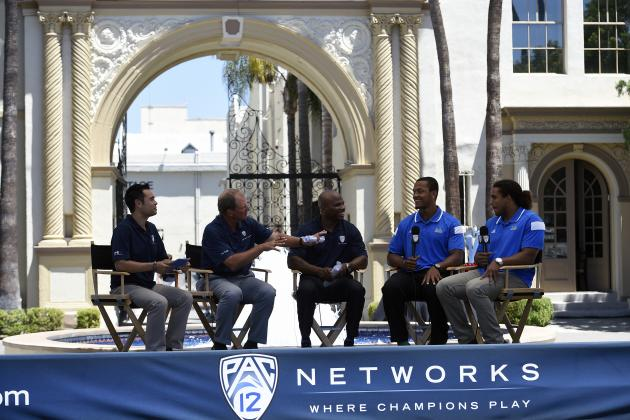 Winners and Losers from 2014 Pac-12 Media Days