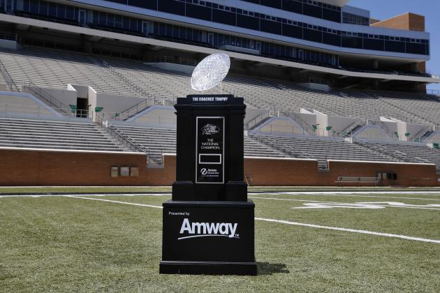 Amway Top 25 College Football Poll 2014: Season Predictions, Championship Odds