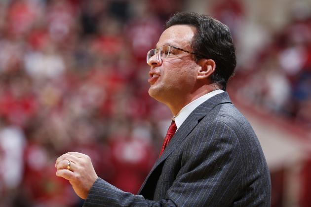 Indiana Basketball: Hoosiers' Best Situational Lineups for 2014-15