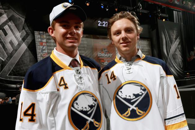 Ranking the Buffalo Sabres' Top 10 Prospects