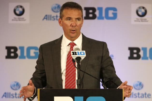 Ohio State Football: 5 Burning Questions for Big Ten Media Days