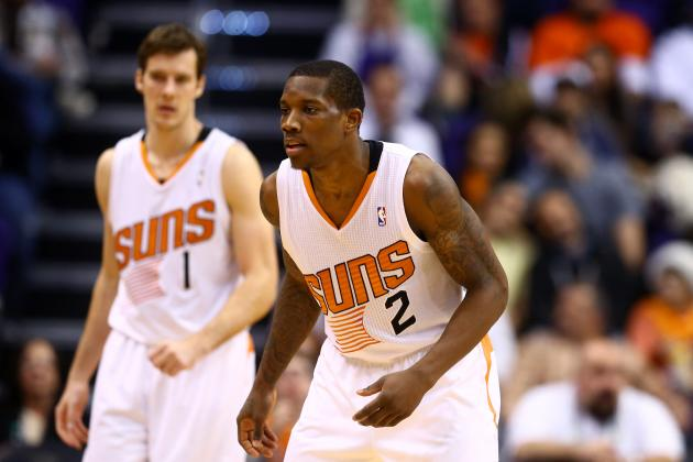 Early Predictions for Phoenix Suns' Rotation Next Season