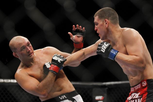 UFC: 5 Fights to Welcome Back Nick Diaz