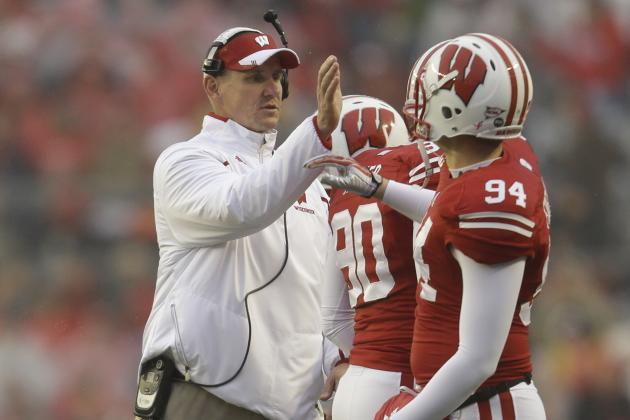 Wisconsin Football: Predicting the Depth Chart Heading into Fall Camp