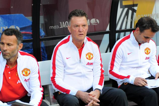 Real Madrid vs. Manchester United: What Louis van Gaal Learned