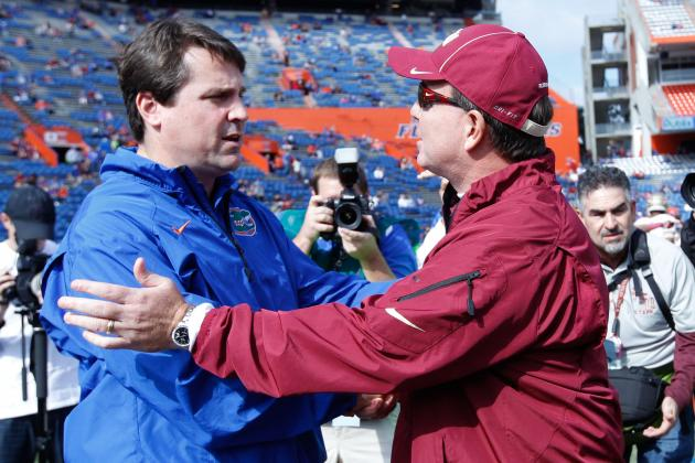 Florida Football: 5 Games That Could Ruin Gators' 2014 Season