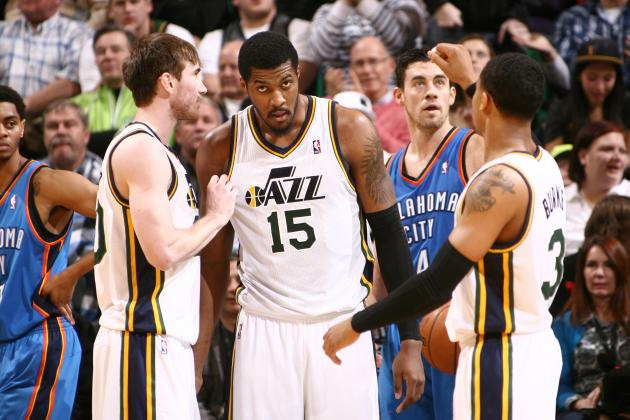 Early Predictions for Utah Jazz Starting Lineup Next Season