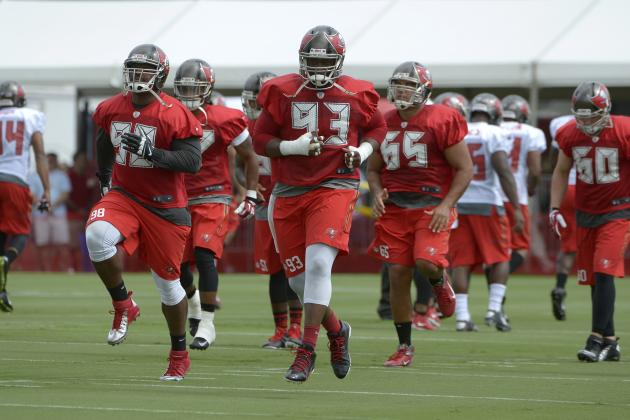 Tampa Bay Buccaneers: What We've Learned Through Week 1 of Training Camp