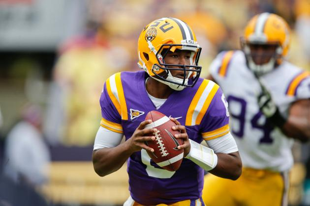 Biggest Storylines Heading into LSU's Fall Camp