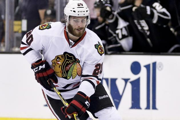 Predicting the Chicago Blackhawks' Most Improved Players for the 2014-15 Season