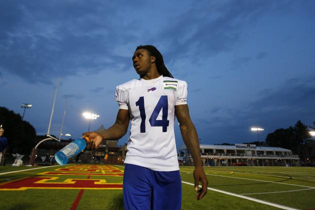 Sammy Watkins and 4 Other Players Turning Heads at Buffalo Bills Training Camp