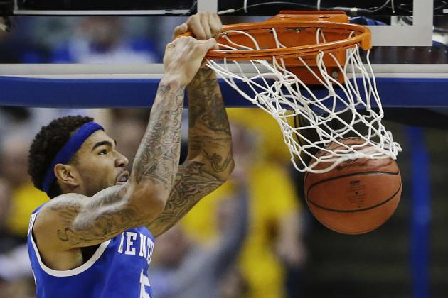 Dynamic Athletes to Watch in the 2014-15 College Basketball Season