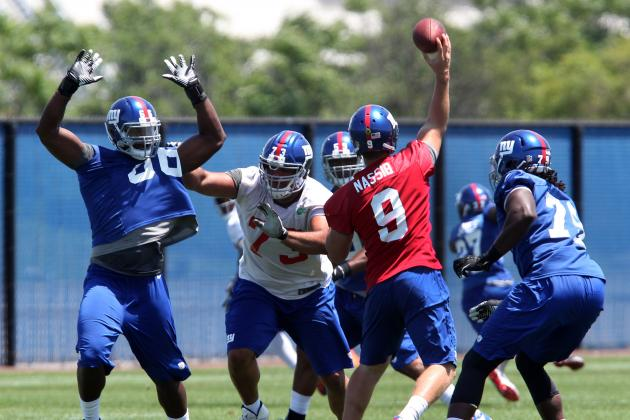 New York Giants: 5 Veterans Who Could Be Camp Casualties