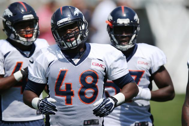 Updating Denver Broncos' Key Position Battles Early in Training Camp