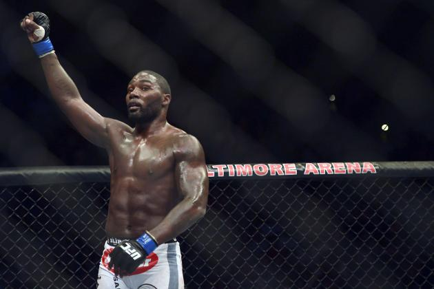 UFC on Fox 12 Results: 4 Fights for Anthony Johnson to Take Next