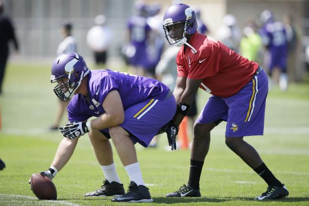 Minnesota Vikings: First Impressions from Training Camp