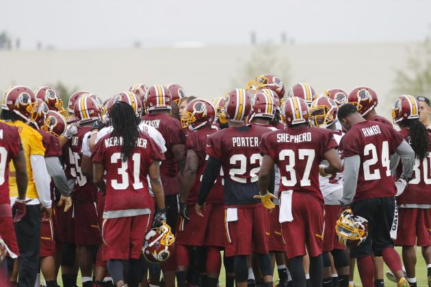 Washington Redskins: First Impressions from Training Camp