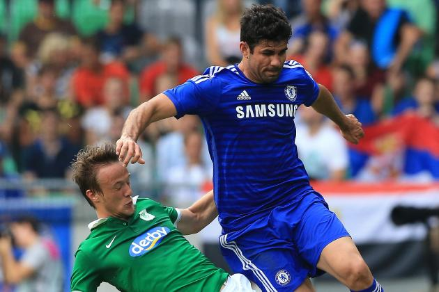 Olimpija Ljubljana vs. Chelsea: What Jose Mourinho Learned from Pre-Season Match