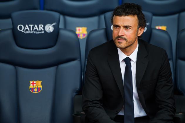 10 Bold Predictions for Luis Enrique's Debut Season with Barcelona
