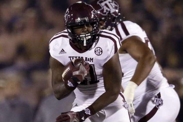 Texas A&M Football: 4 Aggies Primed for Breakout Seasons