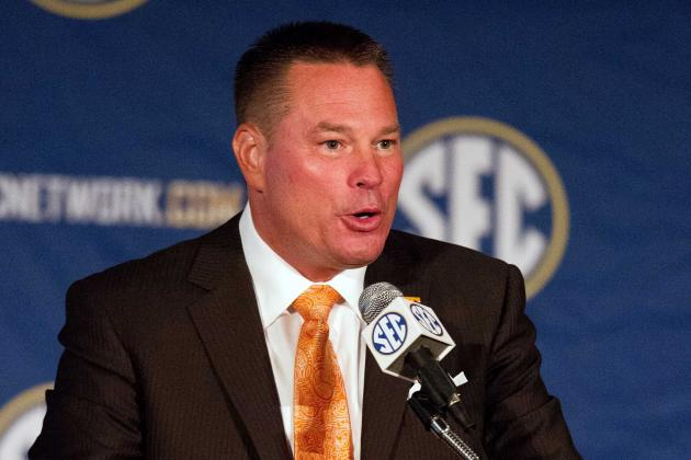 Biggest Storylines Heading into Tennessee Fall Camp
