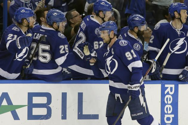 The Biggest Questions for the Remainder of Tampa Bay Lightning's 2014 Offseason