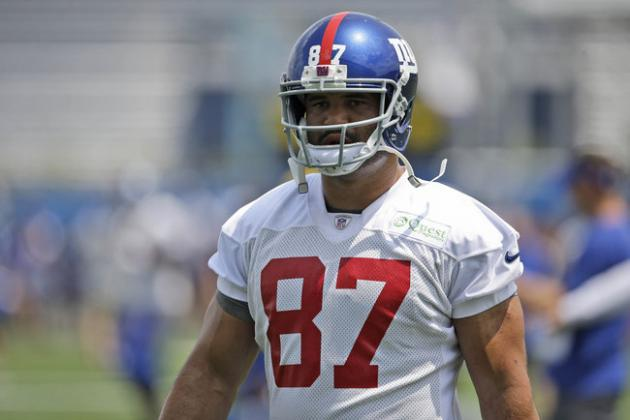 Updating New York Giants' Key Position Battles Early in Training Camp
