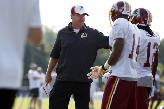 Updating Washington Redskins' Key Position Battles Early in Training Camp