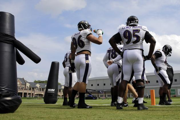 Players Turning Heads at Baltimore Ravens Training Camp