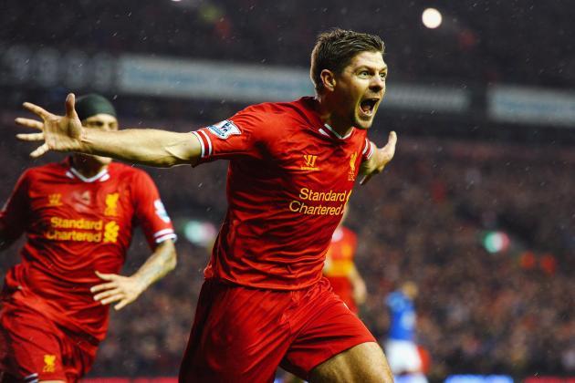 Steven Gerrard and 25 One-Club Men in European Football