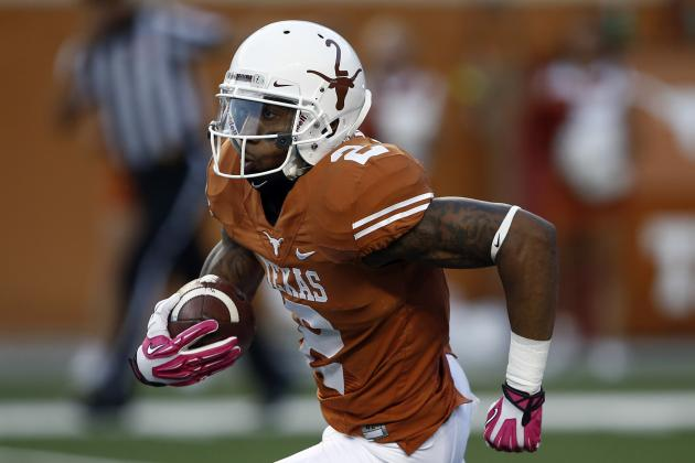 Texas Football: 5 Longhorns Primed for Breakout Seasons in 2014