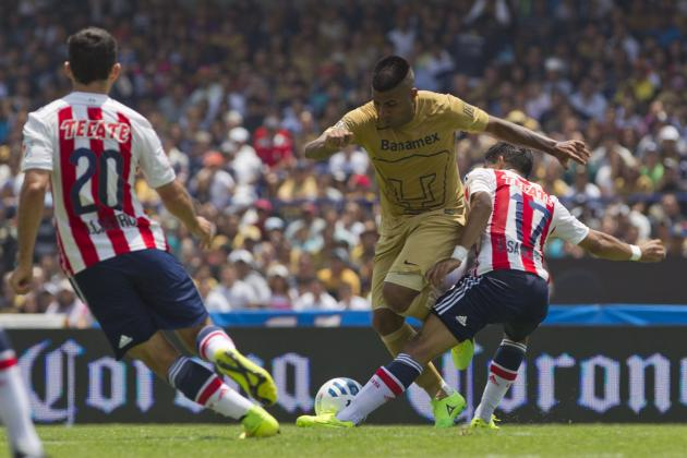 Winners and Losers from Liga MX Week 2