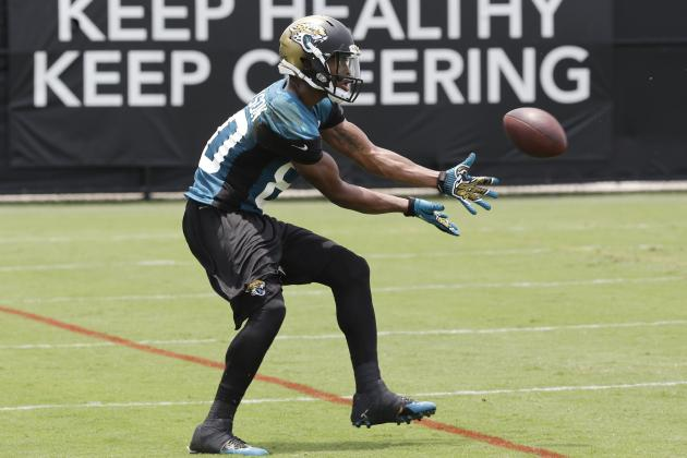 Updating the Jacksonville Jaguars' Key Position Battles Early in Training Camp