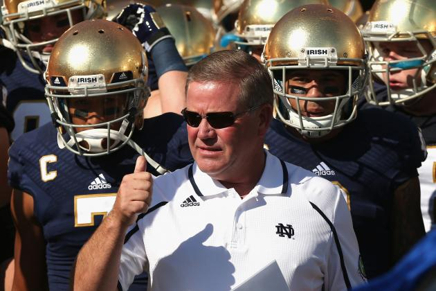 Biggest Storylines Heading into Notre Dame's Fall Camp