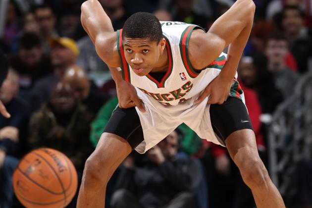 Ranking the Top NBA Prospects Under 21 Before 2014-15 Season