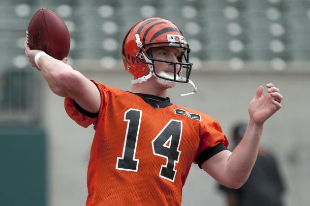 Cincinnati Bengals: 1st Impressions from Training Camp