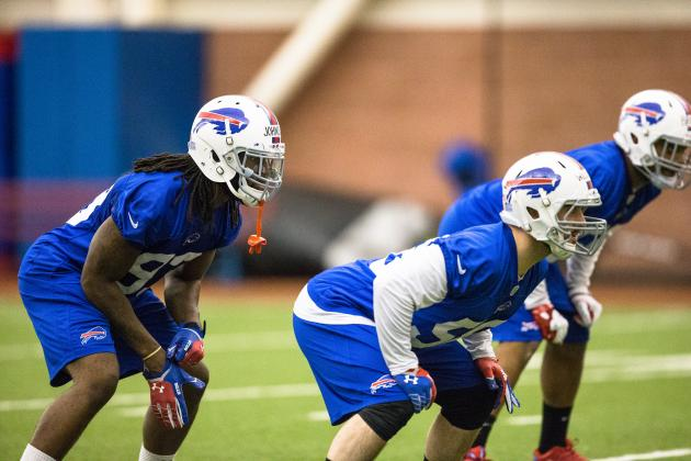 Updating Buffalo Bills' Key Position Battles Early in Camp