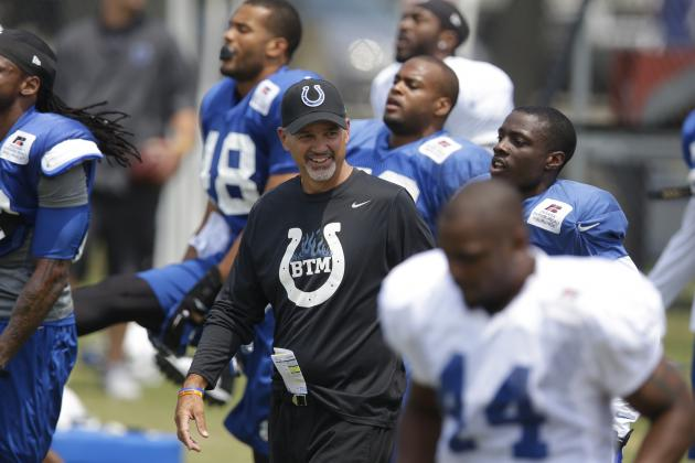 Indianapolis Colts: First Impressions from Training Camp