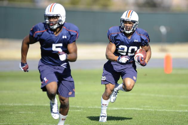Biggest Storylines Heading into Auburn's Fall Camp