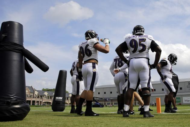 Baltimore Ravens: First Impressions from Training Camp