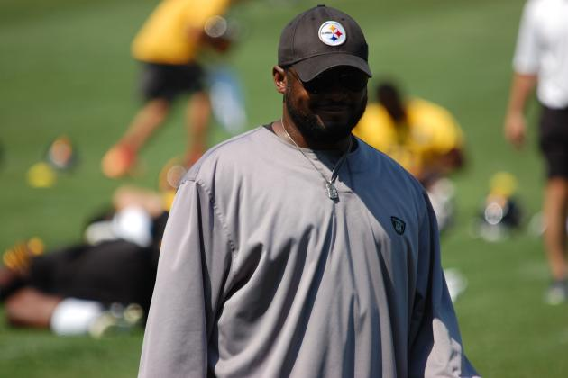 Updating Pittsburgh Steelers Key Position Battles Early in Training Camp