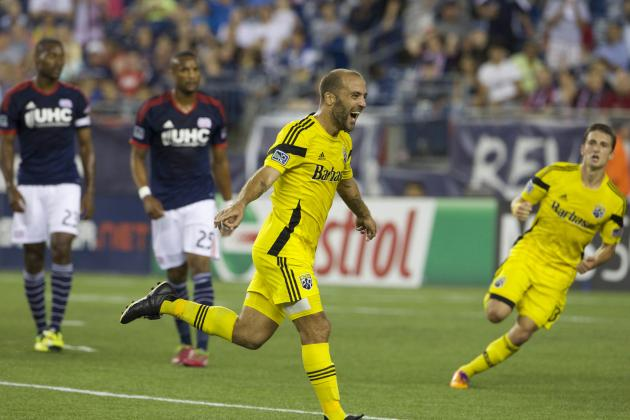 Winners and Losers from MLS Week 20: Higuain, Mastroeni, Houston and More