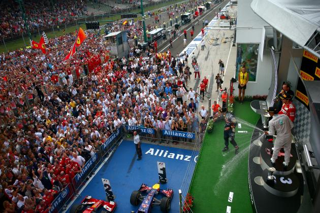 Formula 1's Driver Power Rankings After 2014 Hungarian Grand Prix