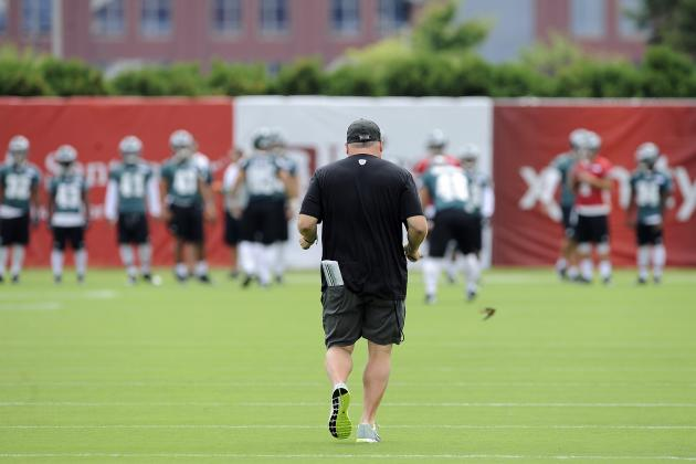 Philadelphia Eagles: First Impressions from Training Camp
